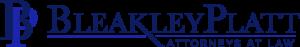 Bleakley Platt logo